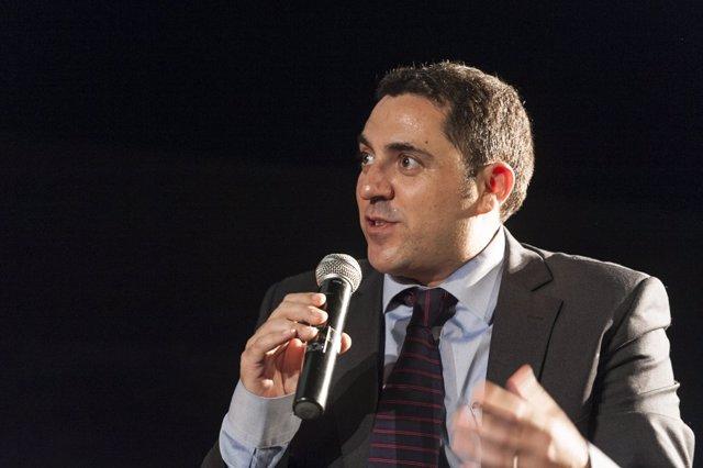 El presidente de Empresaris de Catalunya, Carlos Rivadulla