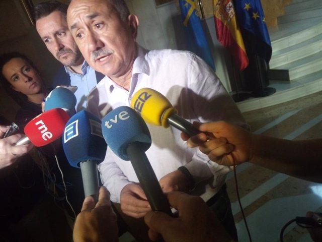 Pepe Álvarez (arxiu)
