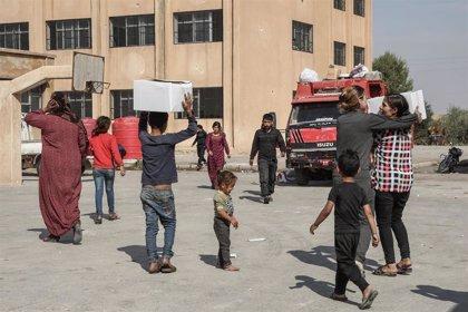 Las autoridades kurdas sirias denuncian al menos 218 civiles muertos en la ofensiva de Turquía
