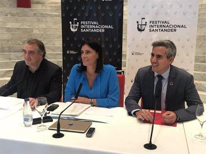 """Jaime Martín da """"un paso atrás"""" en el FIS, al que seguirá """"unido"""" como asesor artístico"""