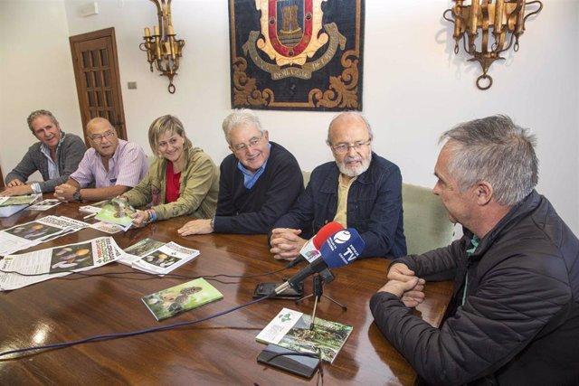 Presentación de las Jornadas Micológicas de Cantabria