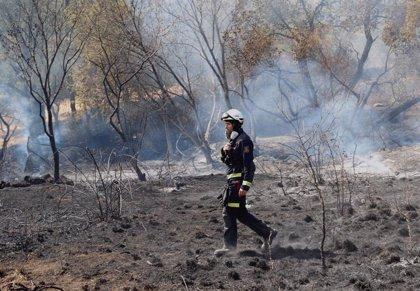 La Fiscalía archiva la denuncia de UGT contra los responsables de extinguir el incendio de Cadalso