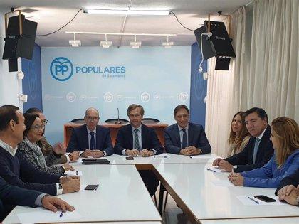 """González Terol (PP) pone a CyL como """"ejemplo"""" de lo que pudo haber sido el proyecto 'España suma'"""