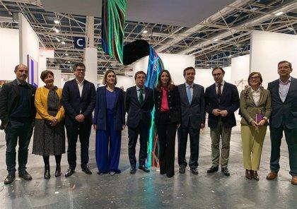 """Almeida destaca que la cultura es """"uno de los elementos determinantes para crear la marca Madrid"""""""