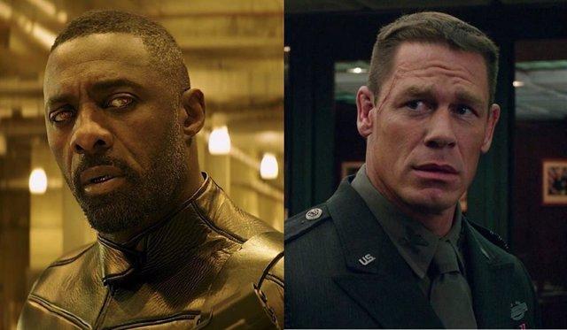 Idris Elba y John Cena