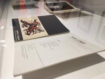 El IVAM rescata en una exposición los 10 ejemplares de una atrevida revista de los 60 para amantes del arte