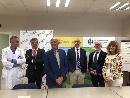 Cantabria desarrolla un proyecto sobre salud física y mental de penados