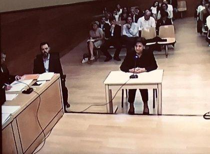 """La hermana de la viuda del expresidente de CAM tilda al acusado de """"impulsivo"""", """"gran manipulador"""" y con """"pronto malo"""""""
