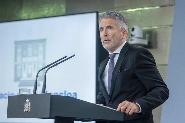 Fútbol.- El Ministerio del Interior vería bien el aplazamiento del Barça-Madrid,