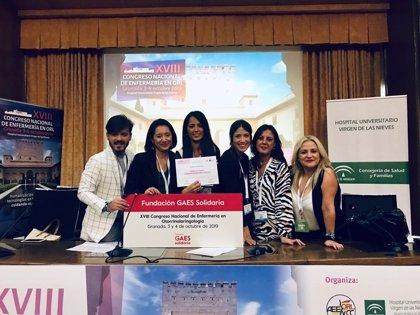 Enfermeras del Macarena de Sevilla, doblemente premiadas por segundo año en el Congreso Nacional de Otorrinolaringología