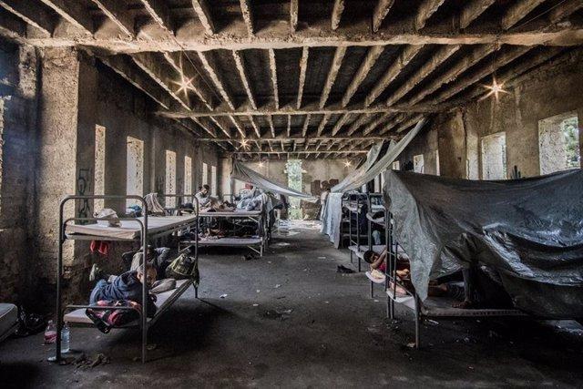Bosnia.- OIM y Consejo de Europa critican a Bosnia por enviar a un millar de mig