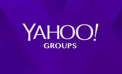 El contenido de la web Yahoo Grupos se borrará a partir del 14 de diciembre