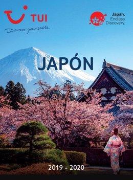 COMUNICADO: TUI continúa apostando por Japón con la publicación de su nuevo catá