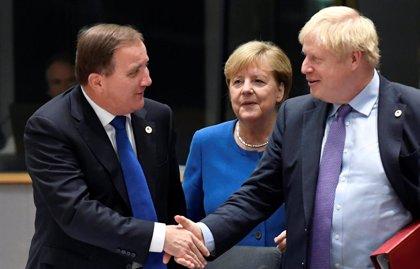 Los líderes europeos celebran el acuerdo pero piden prudencia ante el voto del Parlamento británico