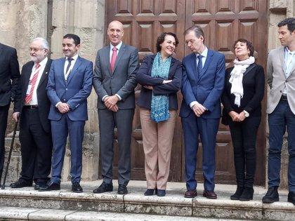 """Valerio aboga """"por una redistribución de la riqueza"""" para evitar el crecimiento de la pobreza en España"""