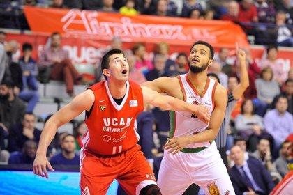 El Baxi Manresa se refuerza temporalmente con Luka Mitrovic