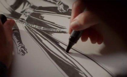 Watchmen: Dave Gibbons dibuja al nuevo y más impactante personaje de la serie de HBO