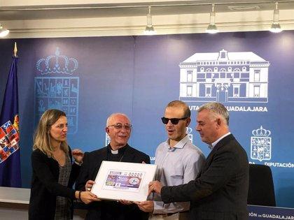 El Reloj de la Catedral de Sigüenza, protagonista del cupón de la ONCE de este lunes con una tirada de 5,5 millones