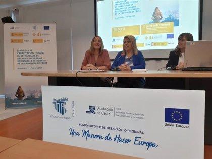 Jerez inaugura la primera de las jornadas técnicas sobre la ejecución de las Edusi en la provincia de Cádiz