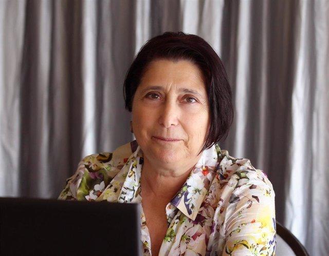 Juana Sánchez responsable Grupo Dolor SEMG