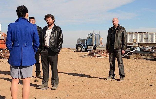 Imagen de la serie Breaking Bad