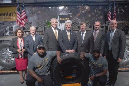 Continental inaugura una planta en Miississippi (EE.UU.), con una inversión de 1.260 millones
