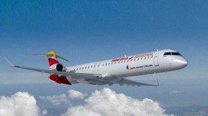 Air Nostrum realizará 136 vuelos en 9 rutas entre Canarias y la península durante Navidad