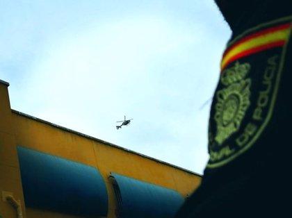 La Policía aborta un motín en el CIE de Aluche