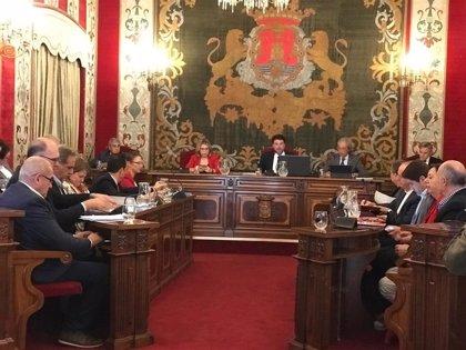 El Ayuntamiento de Alicante aprueba el primer expediente de modificación de créditos por 38 millones de euros