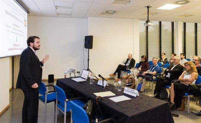 Mesa de debate 'La fibrilación auricular en Atención Primaria: ¿Algo nuevo?', organizada en el 41 Congreso de la Sociedad Española de Médicos de Atención Primaria (SEMERGEN)