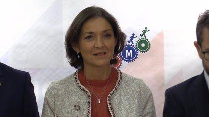 Reyes Maroto se reúne este viernes con trabajadores y empresas de Baleares afectados por la caída de Thomas Cook