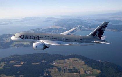 Qatar Airways aterriza por primera vez en Langwaki