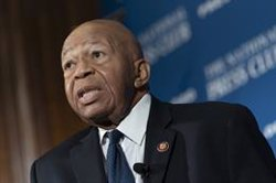 Mor el congressista Elijah Cummings, figura clau de l''impeachment' contra Trump (Chris Kleponis - Archivo)