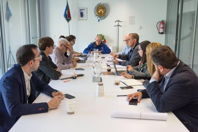 Comisión informativa de gestión de la seguridad y civismo de Lleida.