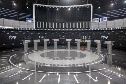 Acuerdo entre los partidos para un único debate entre los cinco candidatos el día 4