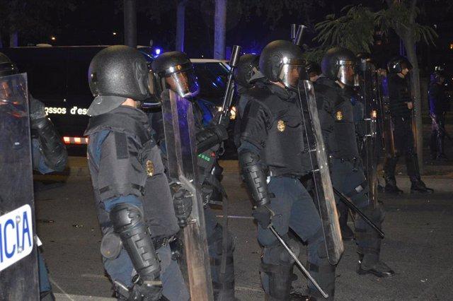 Operació policial dimecres a Lleida