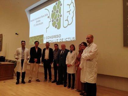 Más de 200 especialistas se reúnen en Hospital Reina Sofía de Córdoba para avanzar en tratamiento y prevención del ictus