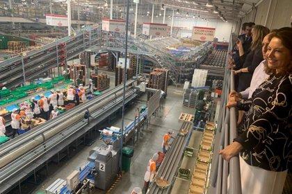 La Junta destaca los avances de la empresa malagueña Trops en innovación y su apuesta por las nuevas tecnologías