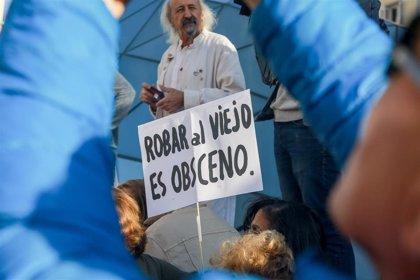 El PSOE vuelve a prometer el fin del factor de sostenibilidad de las pensiones