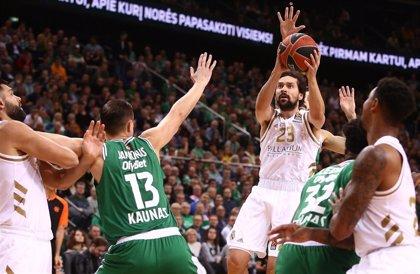 El Real Madrid conoce la derrota en Kaunas