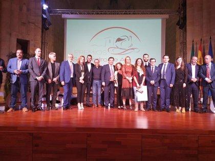 Valencia de Alcántara, Oliva de Plasencia, Trujillo, y la empresa Granjea, Premios San Pedro de Alcántara