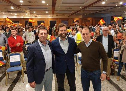 """Espinosa de los Monteros asegura que Vox trabajará para """"ayudar a hacer a España grande otra vez"""""""