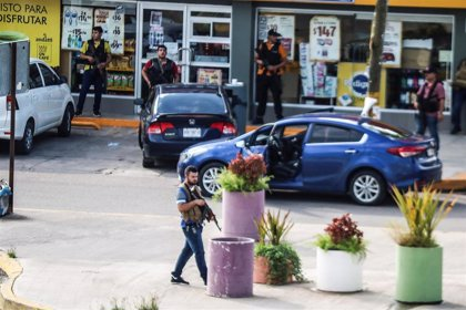 La detención de un hijo de 'El Chapo' desata el caos en la ciudad mexicana de Culiacán