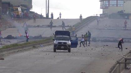 HRW insta a Guinea a finalizar la represión en las protestas contra la reforma constitucional