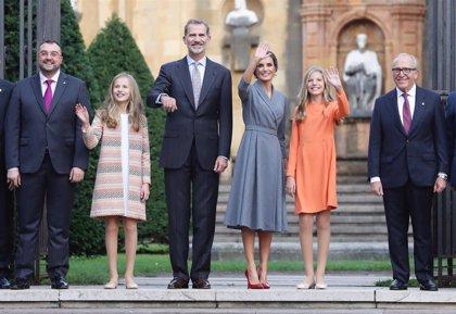 Felipe VI pronunciará su primer discurso tras la sentencia del 'procés', en los premios Princesa de Asturias