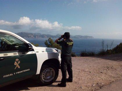 Interceptadas cinco pateras en Baleares, tres en Mallorca, una en Formentera y una en Menorca