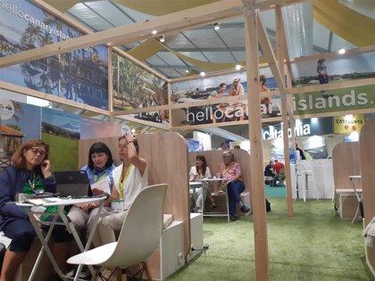Canarias se promociona como destino turístico en la feria de golf más importante del mundo
