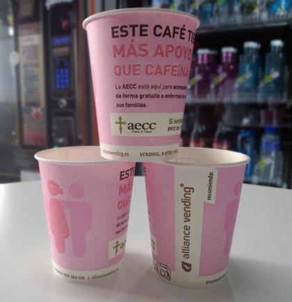 Alliance Vending expenderá más de un millón de vasos de café en apoyo a la lucha contra el cáncer de mama