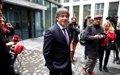 La Justicia belga deja a Puigdemont en libertad sin fianza tras comparecer por la euroorden de detención