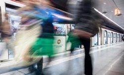 El Metro de Barcelona registra un 42% menys de passatgers fins a les 10.00 hores (TMB - Archivo)